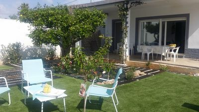 Photo for Large holiday home 100m from the beach superbly located in the district