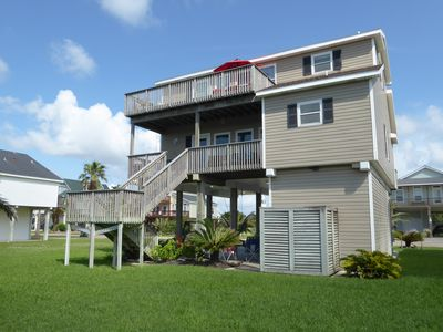 Photo for Ocean view! Bay access with fishing pier!