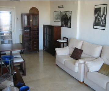 Photo for BEAUTIFUL AND MODERN APARTMENT IN BENIDORM 300 MTS FROM THE PONIENTE BEACH