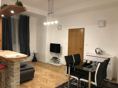 Photo for 1BR Apartment Vacation Rental in Praga