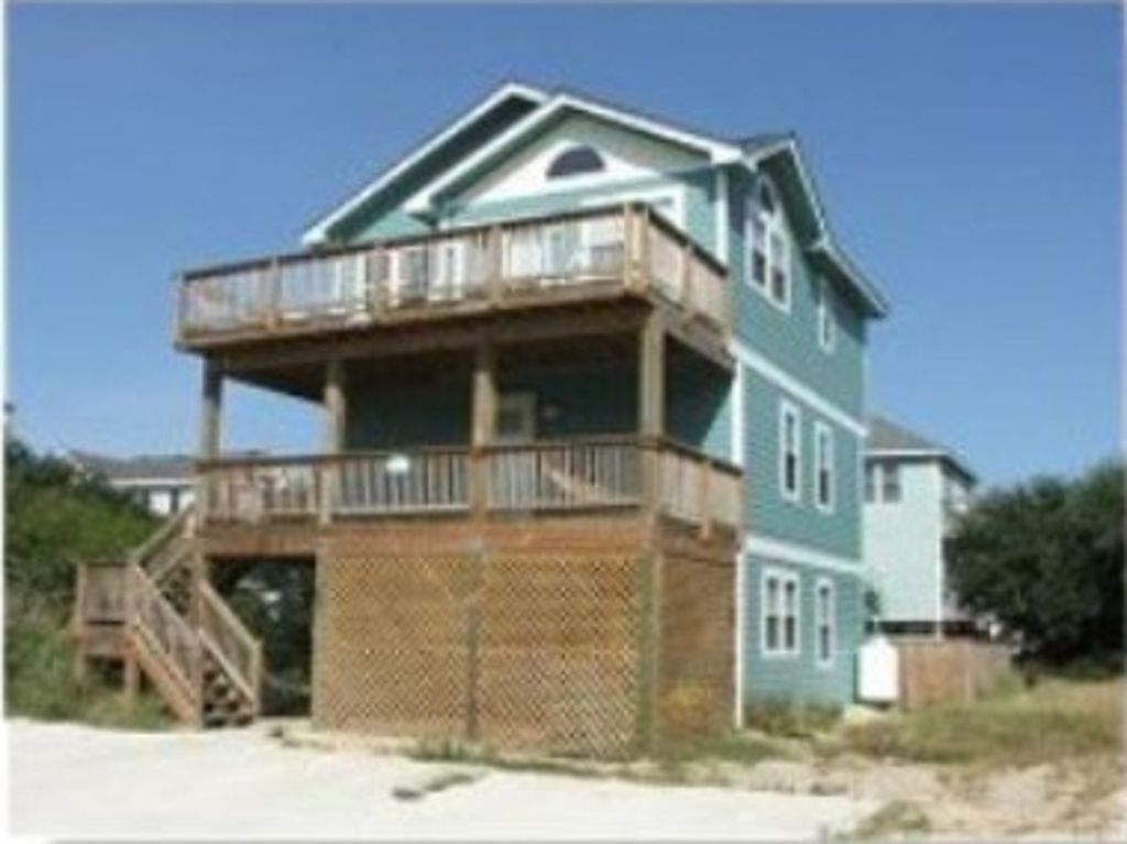 Corolla Beach Houses Part - 46: Property Image#1 5 BR Obx Beach House In Corolla, NC