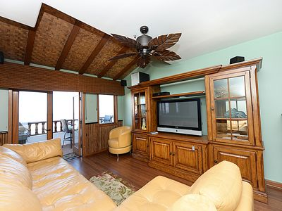 Photo for Bright & Airy Villa, Panoramic Views from all Rooms, Golf Cart, WIFI