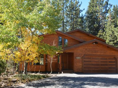 Photo for The Aspen House: A relaxing mountain oasis in the midst of adventure!