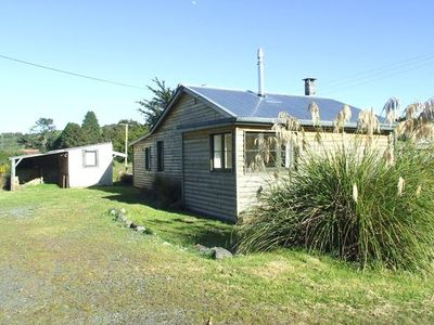 Photo for Restful Raurimu Log Cabin