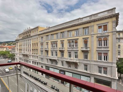 Photo for Beautiful apartment in the center of Trieste