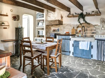 Photo for Villa l'Angelière - Atypical Provençal house for family holidays