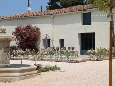 Photo for Quiet holiday cottage with pool for adults - Wellness - Spiritual -