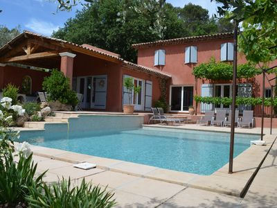 Photo for Independent Villa With Pool, Between Saint-Tropez And Verdon
