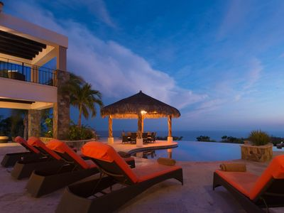 Photo for Casa de Sueños; 5 bedroom Villa with beautiful views located in Puerto Los Cabos