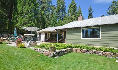 Photo for Views of Tahoe - Easy Walk to Tahoe City - on the Golf Course - Large Sunny Yard