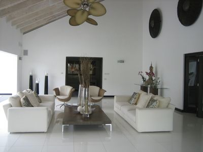 Photo for Spectacular Villa Serenity;Located Just a Few Steps From Minita Beach!
