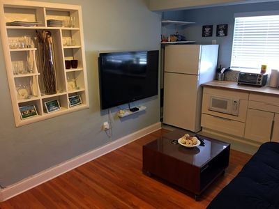 Photo for Upscale unit with free parking centrally located