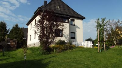 Photo for Cozy apartment in detached 2-family house