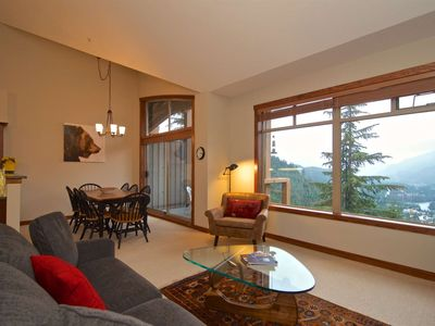 Photo for Amazing MOUNTAIN View & SKI IN/SKI OUT location. Perfect FAMILY Sized Townhome