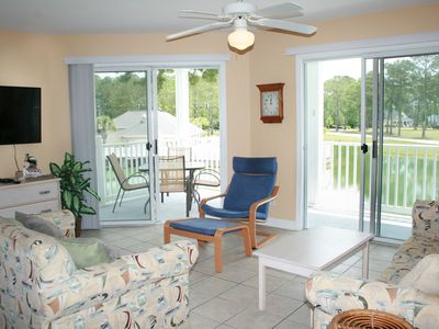Photo for 2 bedroom, 2 bath, Full Kitchen, Pool View, with great resort amenities(2804)