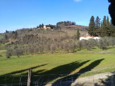 Photo for Near Florence, stone house from the 12th century with 100 sqm garden and WIFI