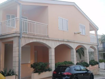 Photo for Two bedroom apartment with balcony Podaca, Makarska (A-13189-a)