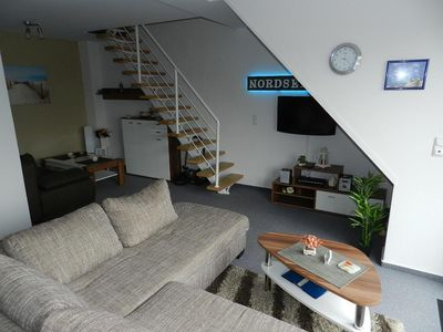 Photo for Apartment Dorum for 1 - 3 people with 1 bedroom - Multi-storey apartment / maisonette
