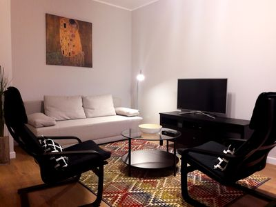 Photo for Holiday apartment modern furnishings, in a quiet location