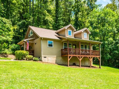 Photo for New Listing! Updated Cottage on Big Parcel w/ Deck & Views