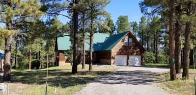 Photo for Beautiful Pagosa Springs home with National Forest Access