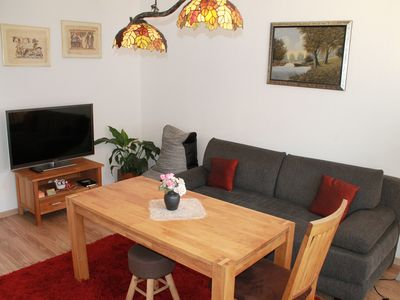 Photo for Apartment-LOGA in Leer (East Frisia), 2.5 km to the city center -max 3 people