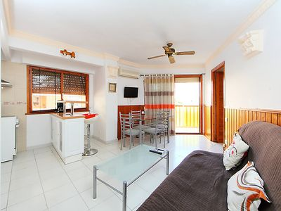 Photo for Calpe Apartment, Sleeps 2 with Air Con