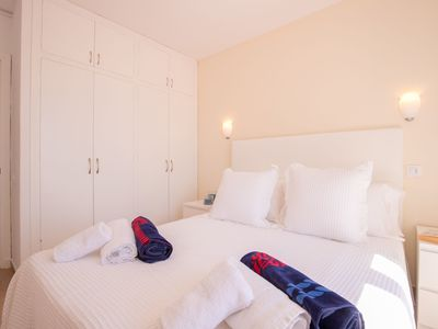 Photo for These fully equipped apartments are located on the south coast of Menorca, in a quiet are
