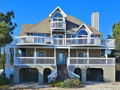 Photo for FREE ACTIVITIES!! Wonderful vacation home located in one of North Bethany's private gated beach communities just a short stroll from the beach.