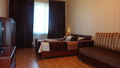 Photo for Apartment near Pr. Prosvascheniya metro