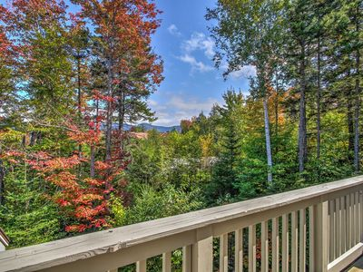 Photo for Cozy Ski-in/Ski-out Condo on Bretton Woods Ski Mtn