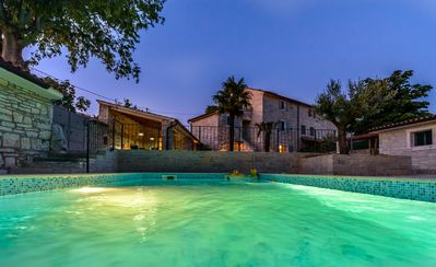 Photo for Top equipped & comfortable VILLA CRANZETTI **** & BUNGALOW **** with pool