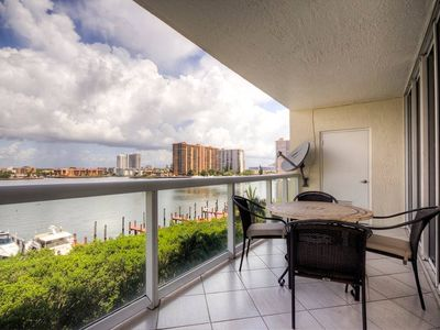 Photo for Le Golden Bay 501 - Condo 6 people, Sunny Isles