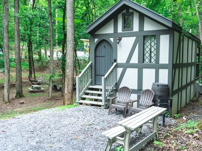 Photo for Tiny Home Cottage Near the Smokies #4 Stella