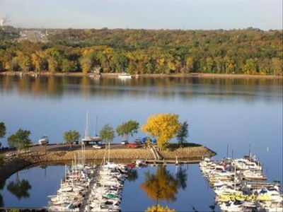 St. Croix River Home with Private Waterfront