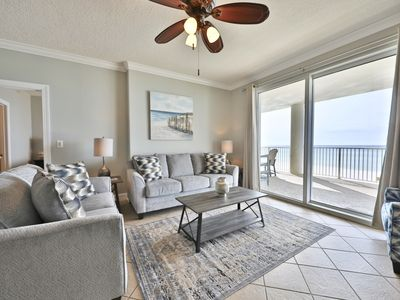 Photo for 3rd Floor 4 BR 4BA@ Ocean Ritz w/ 2 Gulf Front BR's!! Recently Remodeled