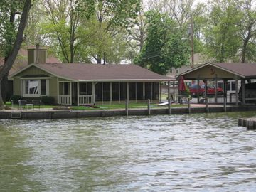 Schmucker Rentals, Tecumseh  (Pontoon Package Available)