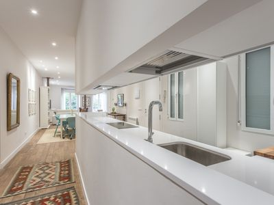 Photo for Designer apartment for 4 people in the most exclusive area of Madrid