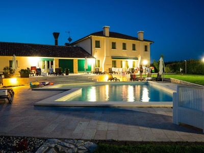 Photo for DAISY luxurious app.  in country villa with swimming pool, WIFI, air conditioning