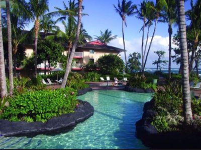 Photo for Beautiful One Bedroom Condo at the Kauai Coast Resort (Available Dec 26-Jan 4)
