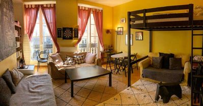 Photo for Cozy flat in chic Paris!
