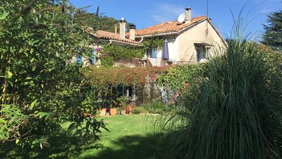 Photo for 3BR Cottage Vacation Rental in Chamborigaud, Occitanie