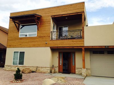 Mountain Luxury New Modern Home With Stunning Views And