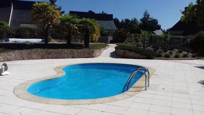 Photo for House with swimming pools and Wifi 4 people