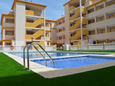 Photo for 2BR Apartment Vacation Rental in Mar de Cristal, Murcia