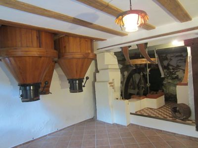 Photo for Apartment in antique grain mill
