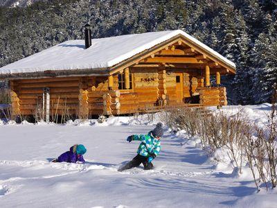 Photo for My Mountain Hut, Unusual Guest House, Chalet Bouquetin