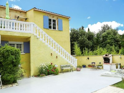 Photo for Cottage in Aubais between Mediterranean and Cévennes