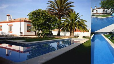 Photo for Villa El Abeto with a massive 15m pool !!! Shallow end for kids too.
