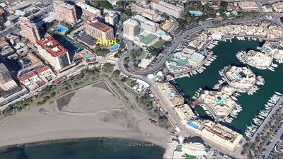 Photo for Apartment Puerto Marina Benalmádena First Line of Beach